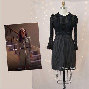 Inspired by: Blair Waldorf's Mia Dress Black Dress